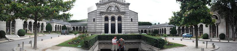 Crematorium Père Lachaise (Foto: HeyRocker)