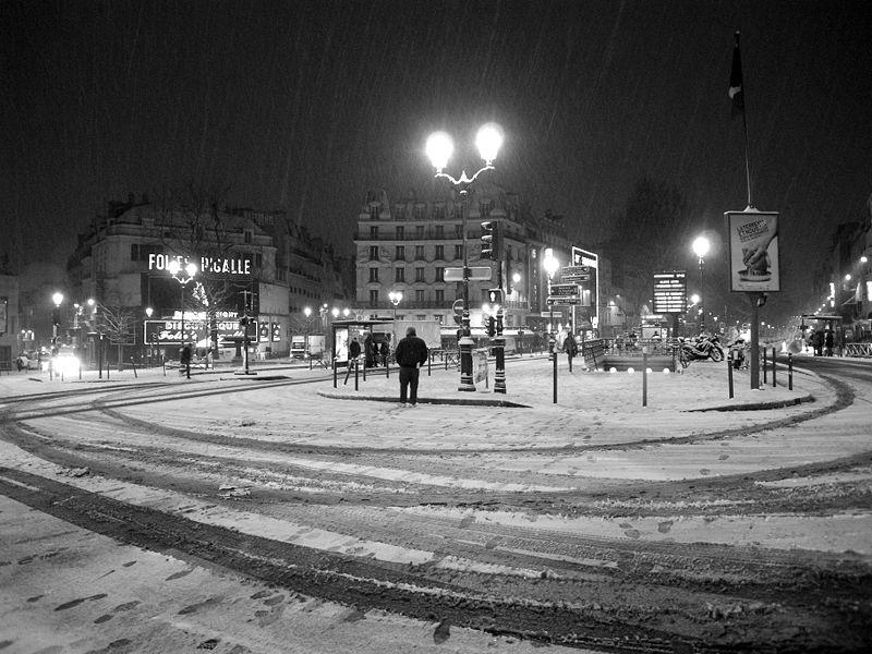 Place Pigalle (Foto: Jean-Alexis Aufauvre)
