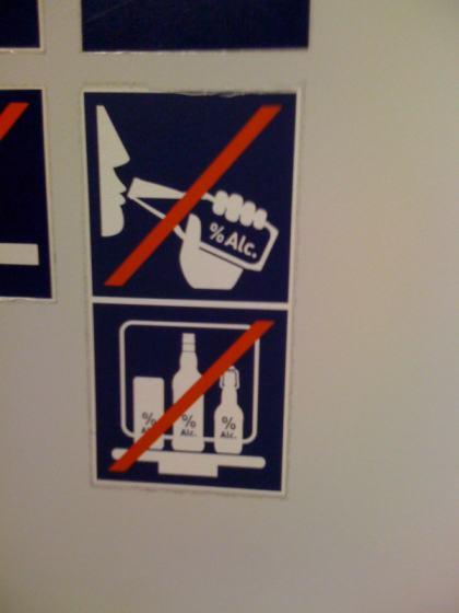 Alkohol-Verbot HVV
