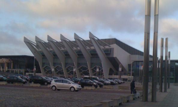 Stadthalle Bremen