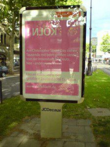 CSD Köln in der Eventstadt Köln