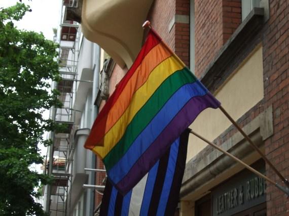 Regenbogenflagge, Berlin