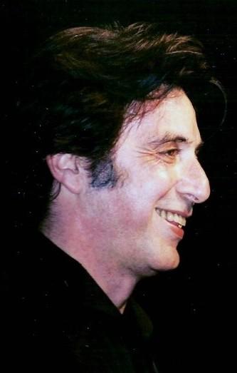 Hauptdarsteller in Cruising - Al Pacino 1996 bei den Filmfestspielen in Cannes (Foto: G. Biard)