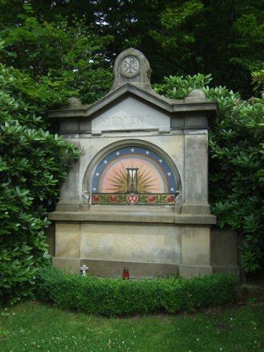Gemeinschafts-Grabstätte Memento 1