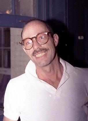 Vito Russo, Autor und Produzent von Our Times , (1946 - 1990) am 28. Juni 1989 (Foto: Massimo Consoli)