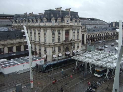 Bordeaux Bahnhof St. Jean