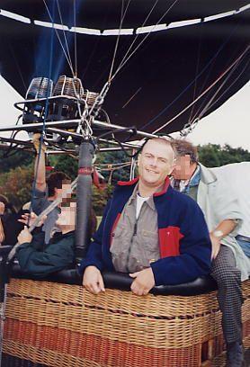 Ballonflug, Köln 1999