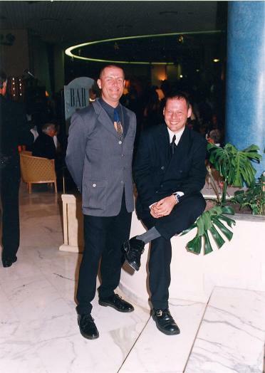 Frank & Ulli, Silvester 1999 auf Djerba
