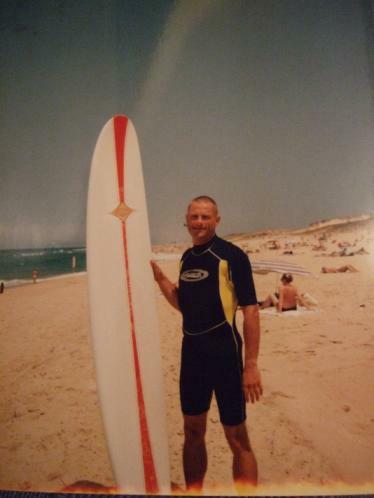 Surfkurs, Ulli, Sommer 2000