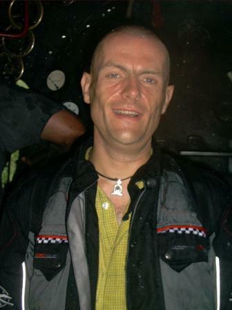 Ulli in der Lokhalle, Pfingsten 2003