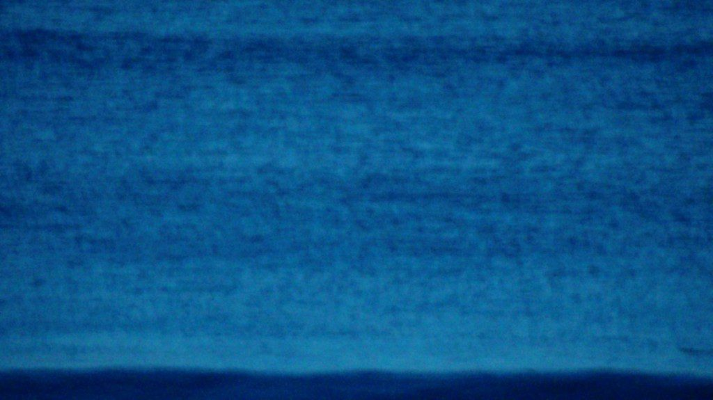 Blue is the colour of the sea (1)