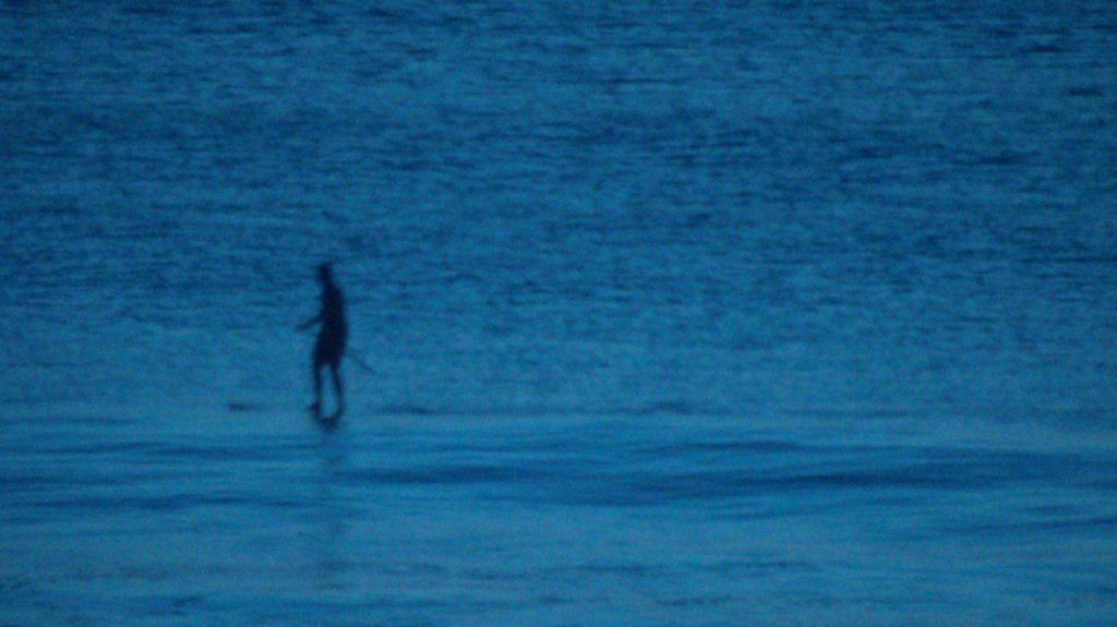 Blue is the colour of the sea (2)