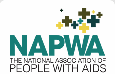 National Association of People With AIDS, Logo (NAPWA)