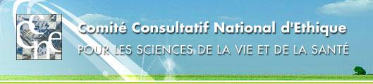 Comité consultatif national d'éthique (Grafik: CCNE)