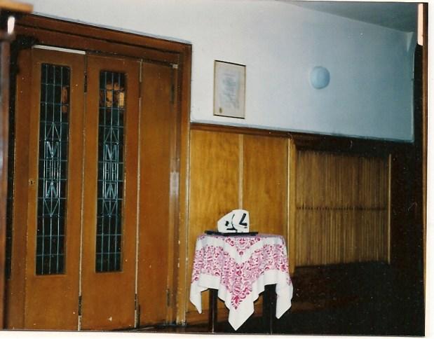 SCHULZ bei Übernahme 1984