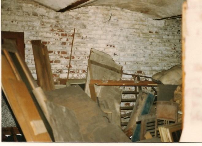 SCHULZ bei Übernahme 1984, Keller