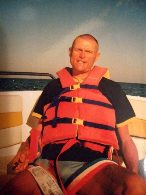 Ulli Sommer 2001 in der Türkei
