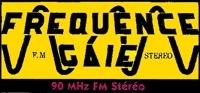 Fréquence Gaie Logo 1981