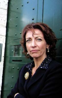 Marisol Touraine, Ministerin für Gesundheit und Soziales in Frankreich, im Juli 2007 (Foto: Ludovic Lepeltier)