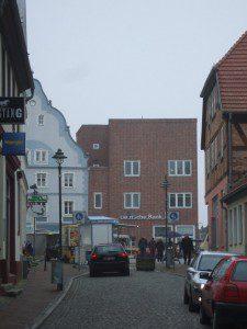 Hans Poelzig Sparkasse in Wolgast