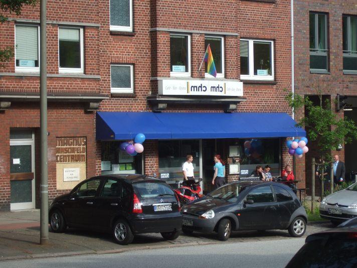 mhc Magnus Hirschfeld Centrum Hamburg