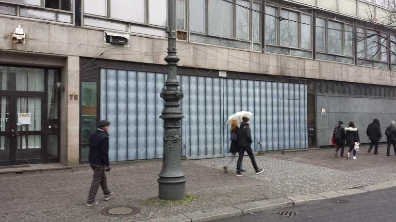 Polnische Botschaft Berlin ohne Lindeblatt Portal