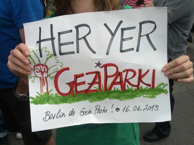 Her Yer Gezi Parki