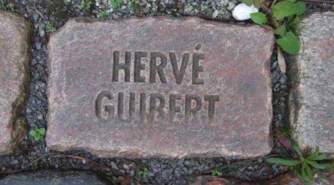 Herve Guibert Namen und Steine Bonn