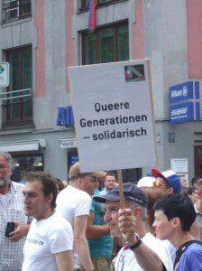 CSD München 2013 Queere Generationen solidarisch