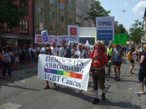 CSD München 2013 Democrats Abroad