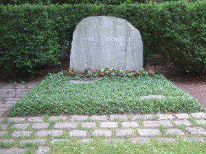 Grag von Willy Brandt, Juni 2013