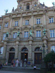 Ziviljustizgebäude Hamburg, Sievekingplatz 1