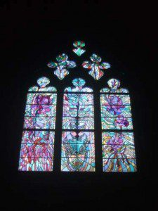 Cocteau Fenster Saint Maximin 01