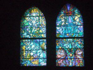 Cocteau Fenster Saint Maximin 02