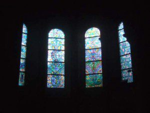 Cocteau Fenster St Maximin 05