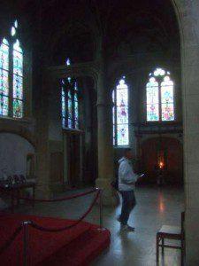 Cocteau Fenster Saint Maximin 06