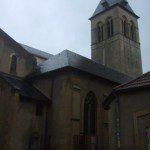 Metz Saint Maximin aussen
