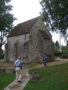 Milly-la-Foret, Chapelle St .Blaise