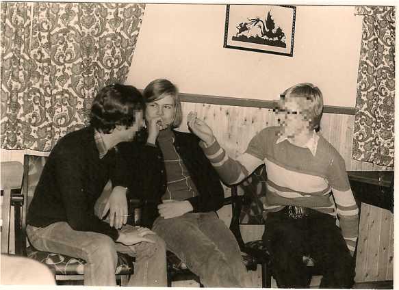 Ulli 1975 im Landheim Immer