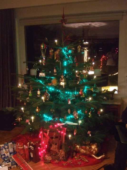 Weihnachten 2013 Baum 2