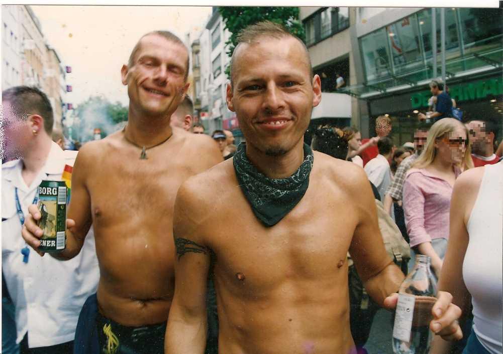 2mecs CSD Köln 2002