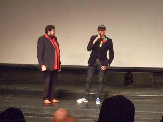One-Zero-One Premiere Axel Ranisch und Regisseur Tim Lienhard