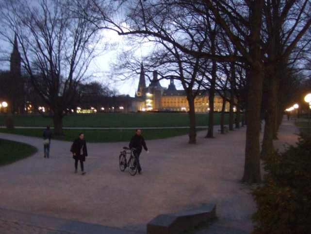 Bonn Hofgarten 2014