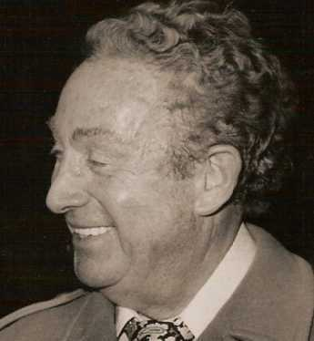Charles Trenet im April 1977 (Foto: Paul kiujcom)