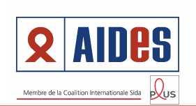 ewige Aidshilfe ? - Aides Logo