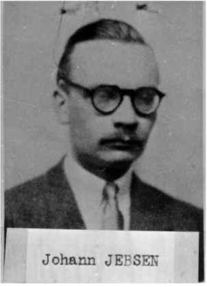 Johann Jebsen 1944 (Aufnahme:  The National Archives KV2/862)