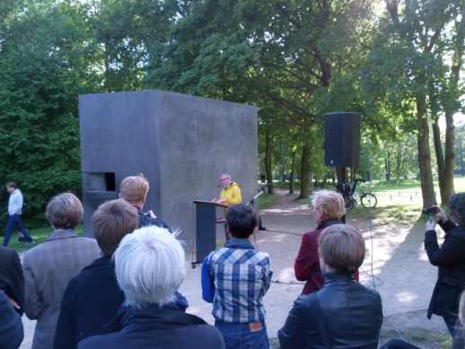 Prof. Dr. Sabine Hark, Gedenkstunde für in der NS-Zeit verfolgte Lesben