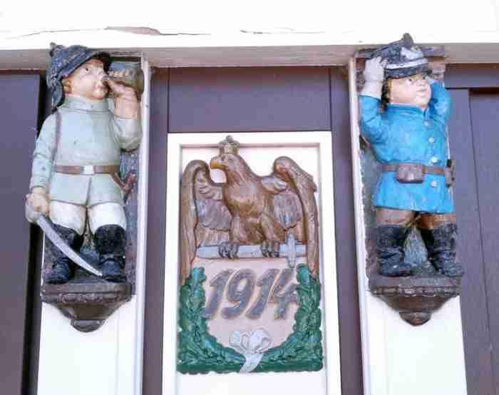 Zeitgeist 1914 - die Kindersoldaten von Ahrensburg