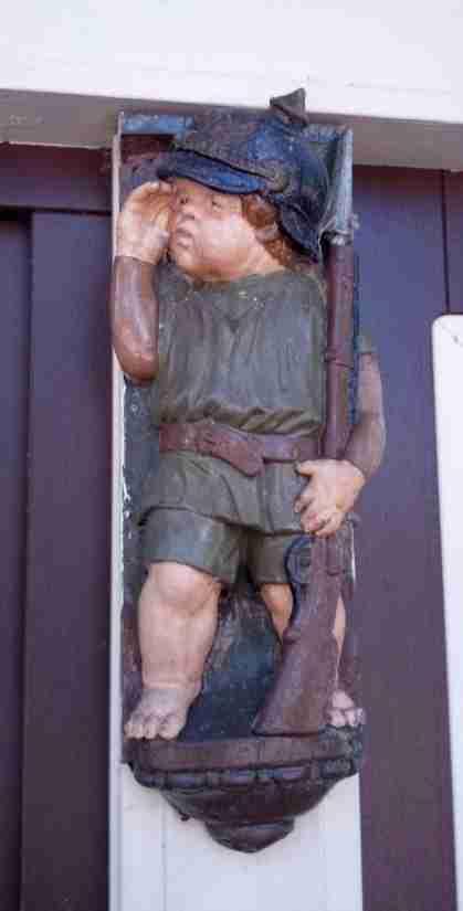 1914 Kindersoldat 1 Ahrensburg Ost