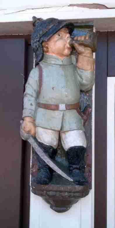 1914 Kindersoldat 2 Ahrensburg Ost